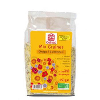 mix graine omega 3 vitamines 250gr