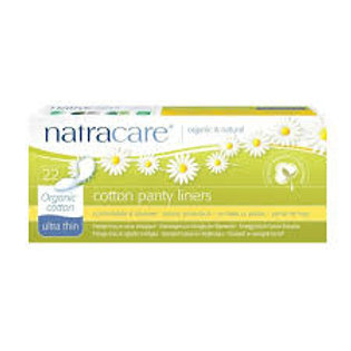 Natracare - 22 protèges slips naturels (ultra fin)