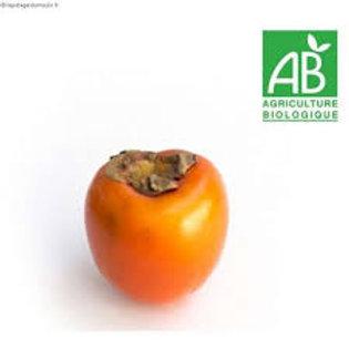 kaki persimmon bio Espagne pièce
