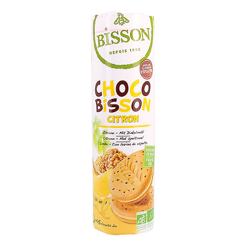 Biscuit chocolat citron - Bisson