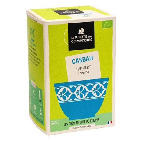 CasBah - Thé vert menthe