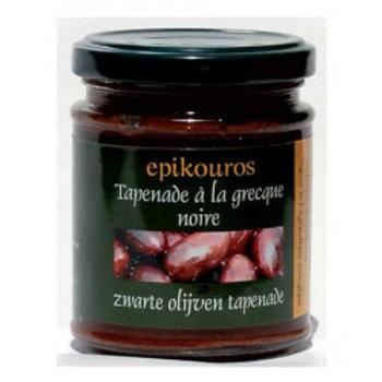 tapenade olive noire 190gr