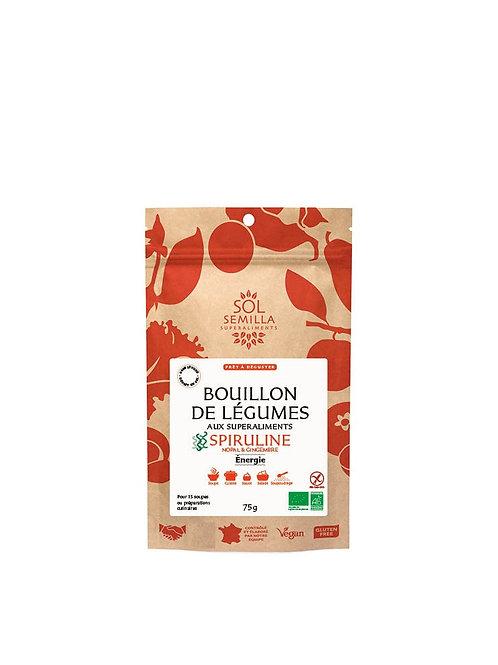 Bouillon Energie BIO 75g sol semilla