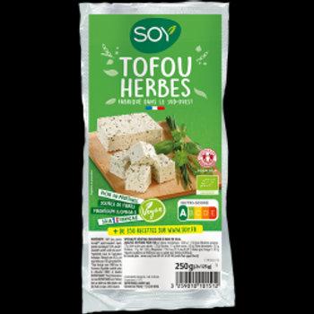 TOFOU AUX HERBES (2 X 125 G) SOY