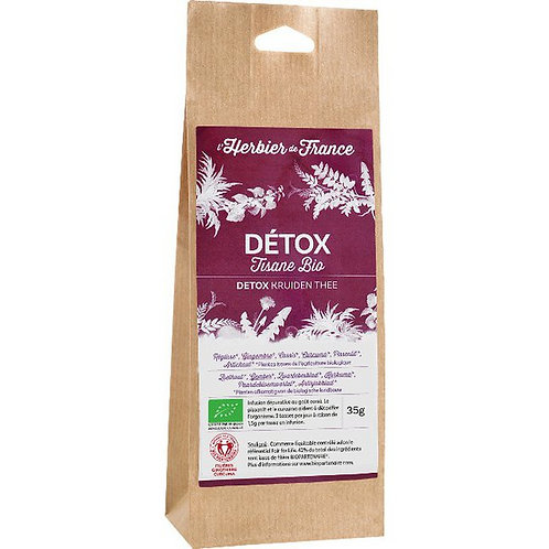 Tisane detox
