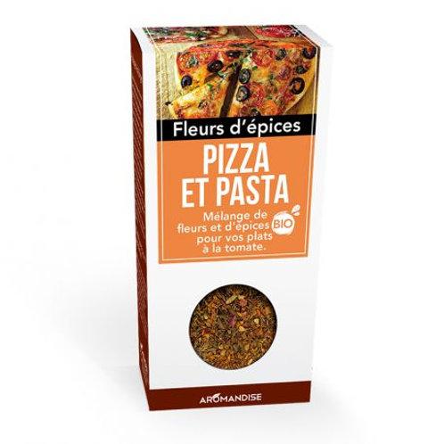 FLEURS D'EPICES PIZZA ET PASTA 30g