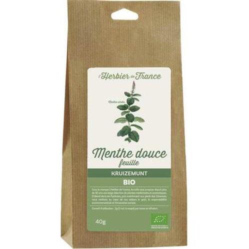 Thé menthe douce (feuille)