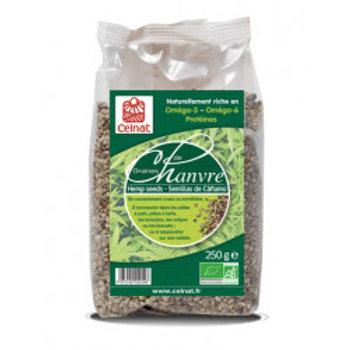 graine de chanvre 250 gr