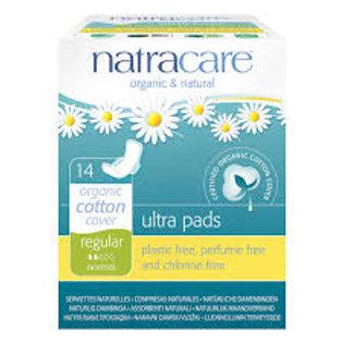 Natracare - serviettes hygiéniques naturelles 14 (normal) (puissance 2)