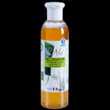 gel douche revitalisant cutané pur aléo 250 ml