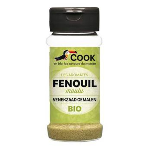 Fenouil moulu bio cook 30g