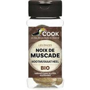 Cook - noix de muscade 30 gr