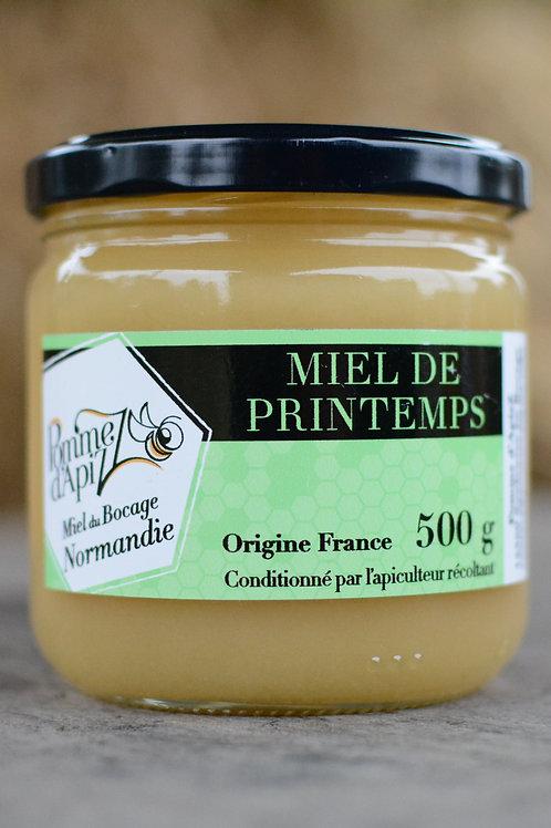 Miel de printemps du Bocage  500gr