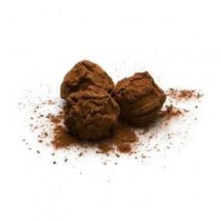 truffe ganache au cacao à l'unité