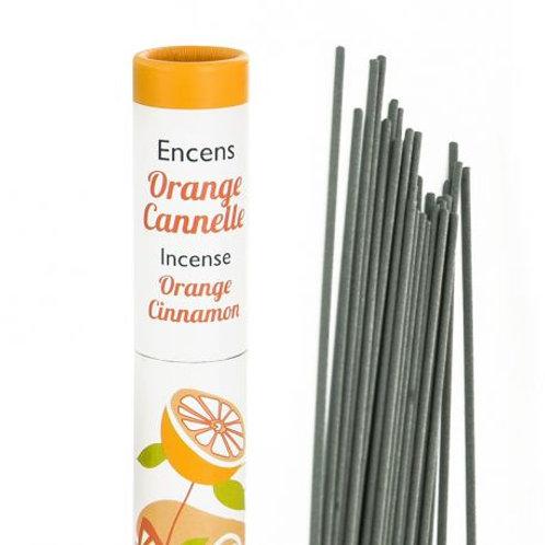 ORANGE, CANNELLE 30 bâtonnets Aromandise