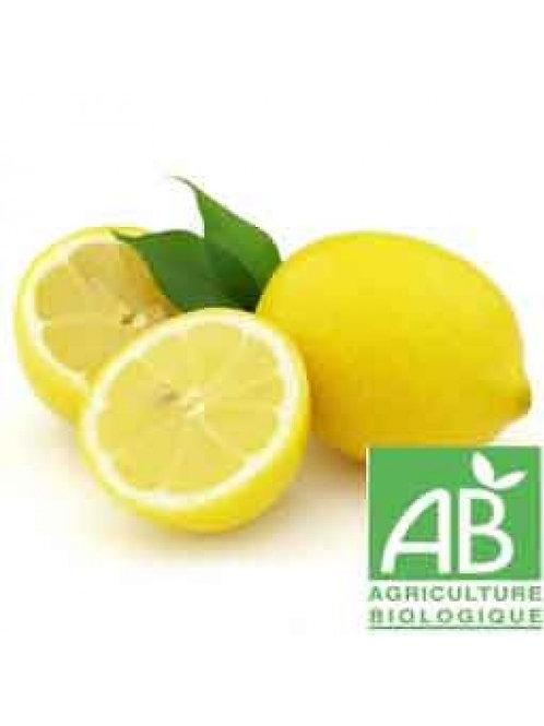 Citron jaune - Bio - Italie