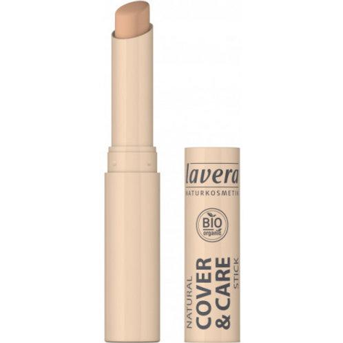 Lavera Correcteur stick Cover and care Miel Honey 03 1.7 gr