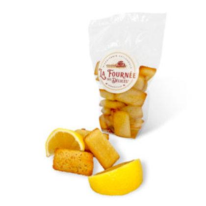 le financier au citron 170 gr