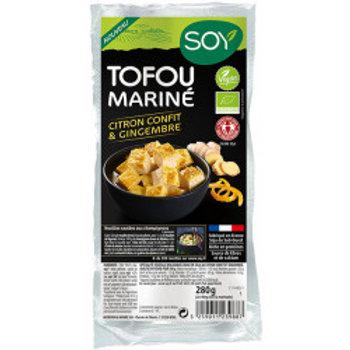 TOFOU MARINÉ CITRON CONFIT (2 X 140 G) SOY