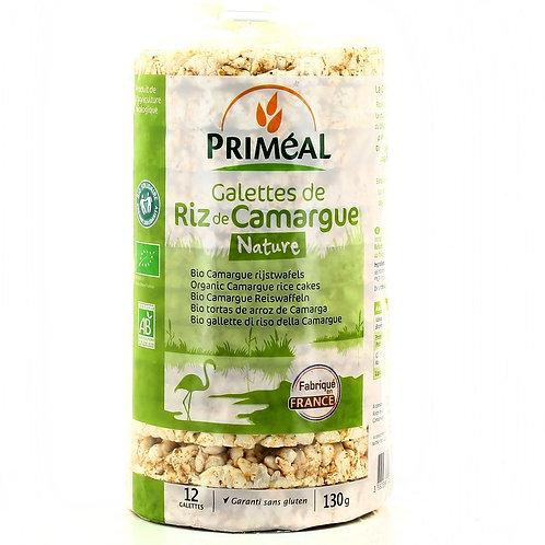 Galettes de riz de camargue nature