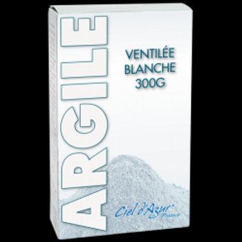 Argile blanche ventilée 300 gr