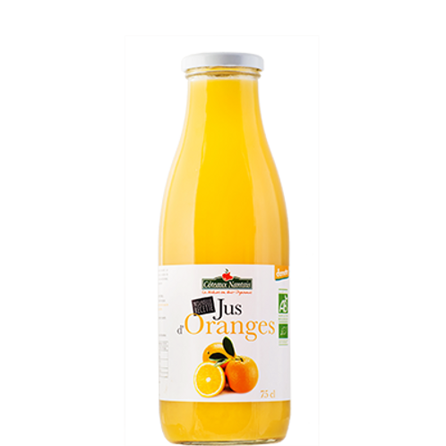 Jus d'orange - 75cl