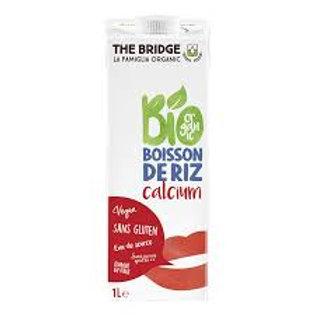 The bridge lait - riz calcium 1l