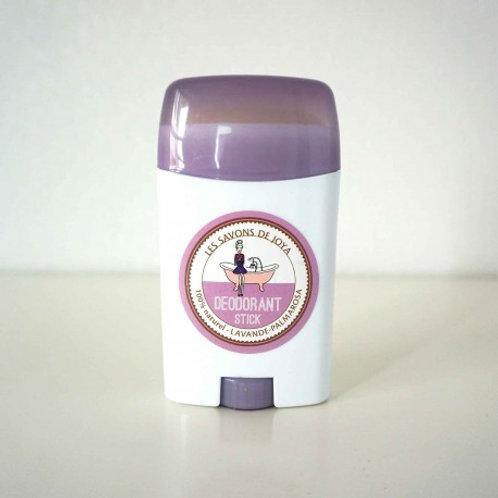 Déodorant stick lavande palmarosa