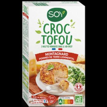 CROC TOFOU MONTAGNARD (2 X 100 G) SOY