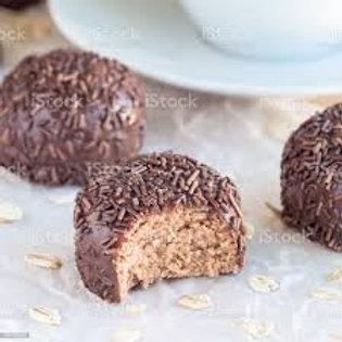 truffe ganache noix de coco à l'unité