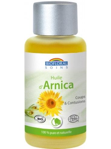 Biofloral Huile végétale Bio d'Arnica 50ml