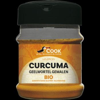 Cook - curcuma 80 gr
