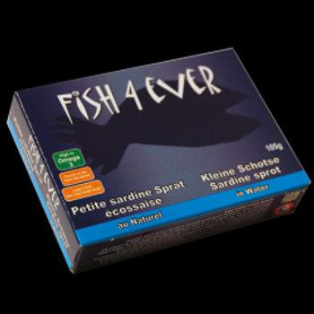 petites sardines au naturel 105gr
