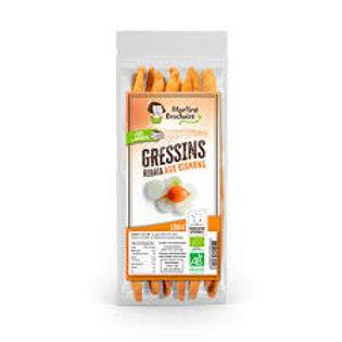 Gressins rubata  3 saveurs 200 gr