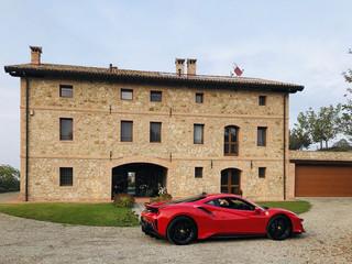 Ferrari & Podere Prasiano