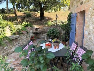 La Casetta - Outdoor Dining Room