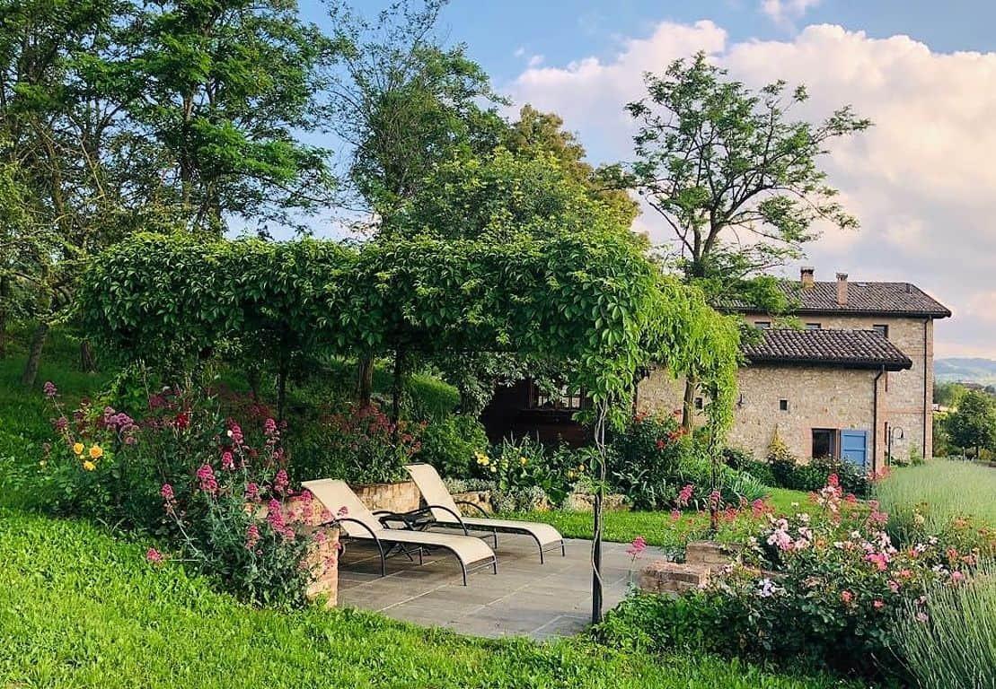 Agriturismo Podere Prasiano - The Garden