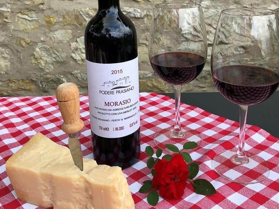 Wine & Parmesan