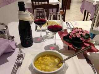 Tortellini & Lambrusco