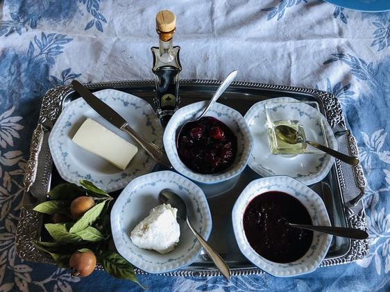 Balsamic Vinegar for Breakfast