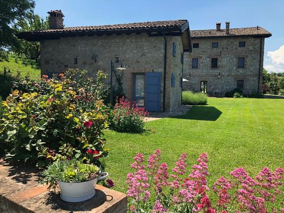 La Casetta and the Garden