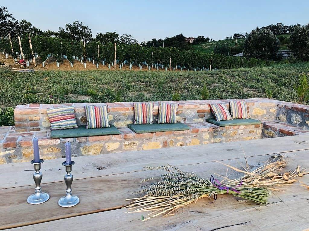Belvedere in the Vineyards