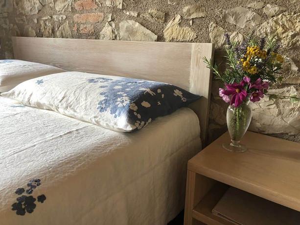 Agriturismo Podere Prasiano - Bedroom