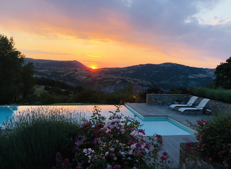 Safe and exclusive holidays in Podere Prasiano!