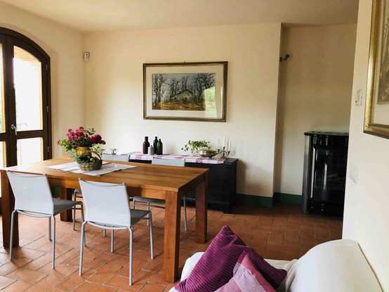 Casa Monteverde - Living Room