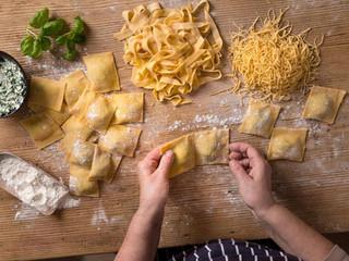 Fresh Handmade Pasta