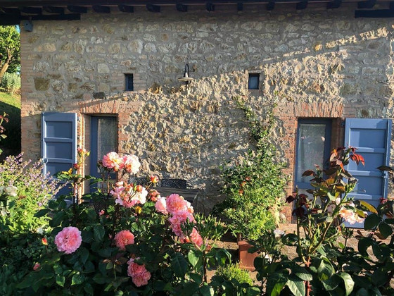 La Casetta - Surrounded by Roses