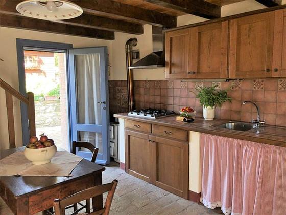 La Casetta - Kitchen