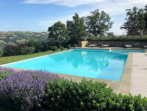 Garden After Pool