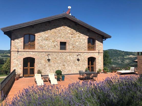 Casa Monteverde - Private entrance and Terrace